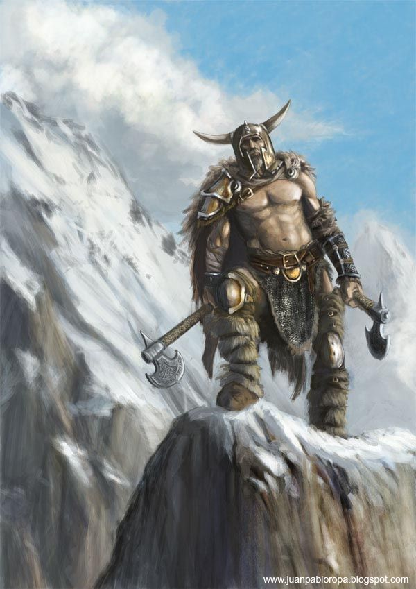 Barbarian by ROPART