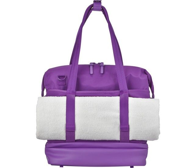 672a2b7ee1 Modal - Athletic Concept Tote Laptop Bag - Purple - AlternateView16 Zoom