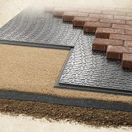 diy patio paver base brock paver base projects to try patios backyard and decking