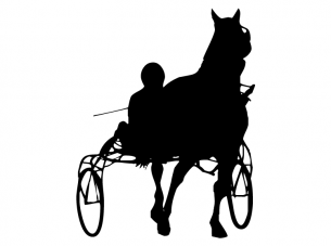 Give A Like For Horse Cart Stencil Printable Crafts Your Kids Are Sure To Love This Horse Silhouette Printable Crafts Horse Drawings