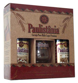 Kit Cerveja Paulistânia