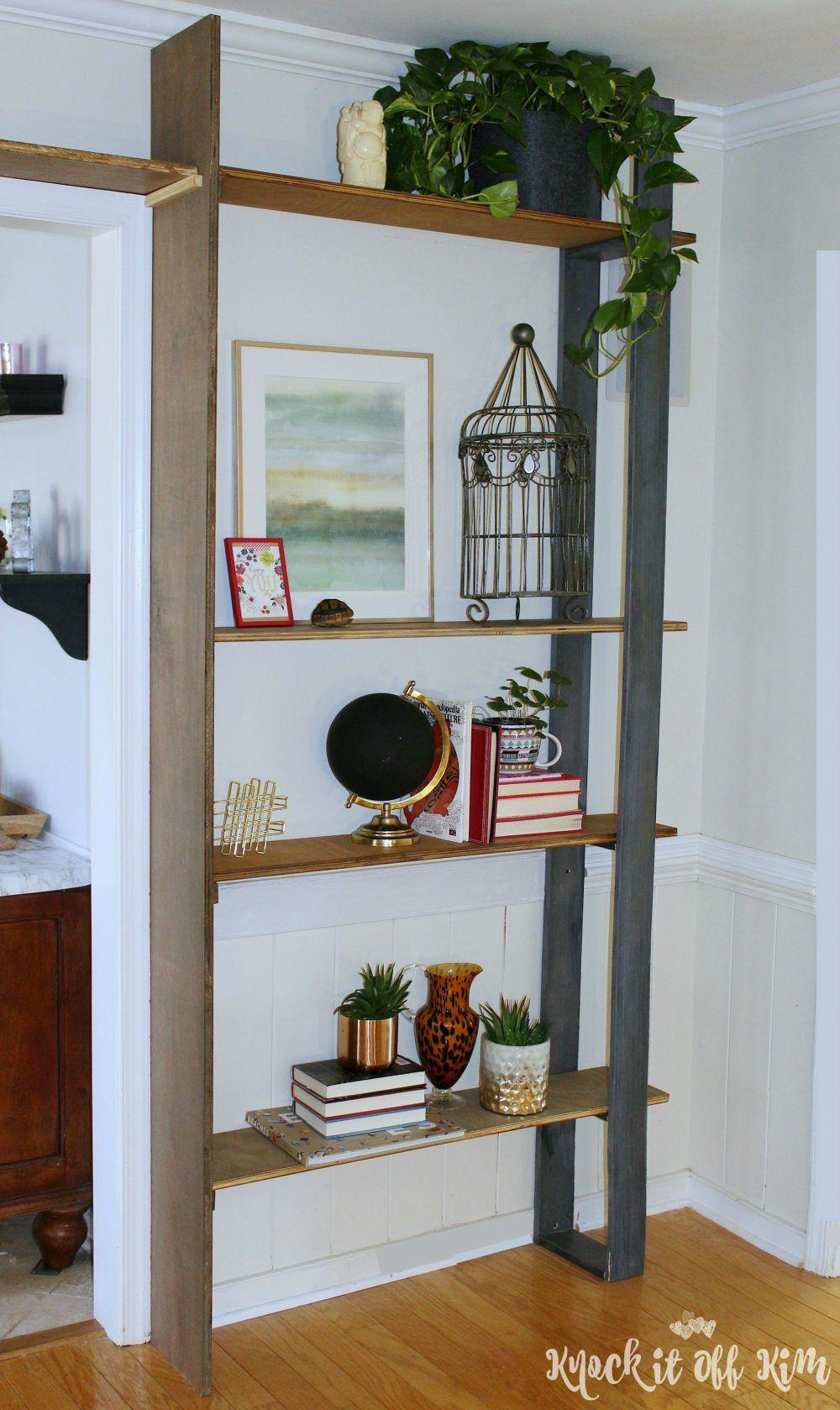 diy shelves how to build stunning but cheap wall on wall mount bookshelf id=42996