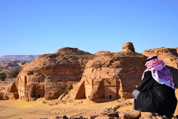 Mada'in Saleh (Arabia Saudí)