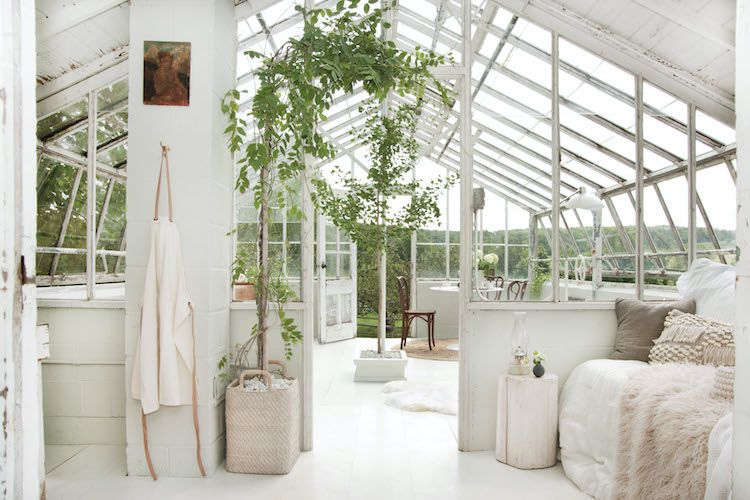 A Greenhouse Make-over With The Frame! (my scandinavian home ...