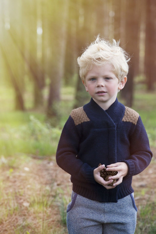 Prince Cardigan - Aymara online - Kinderkleding Webshop Goldfish.be