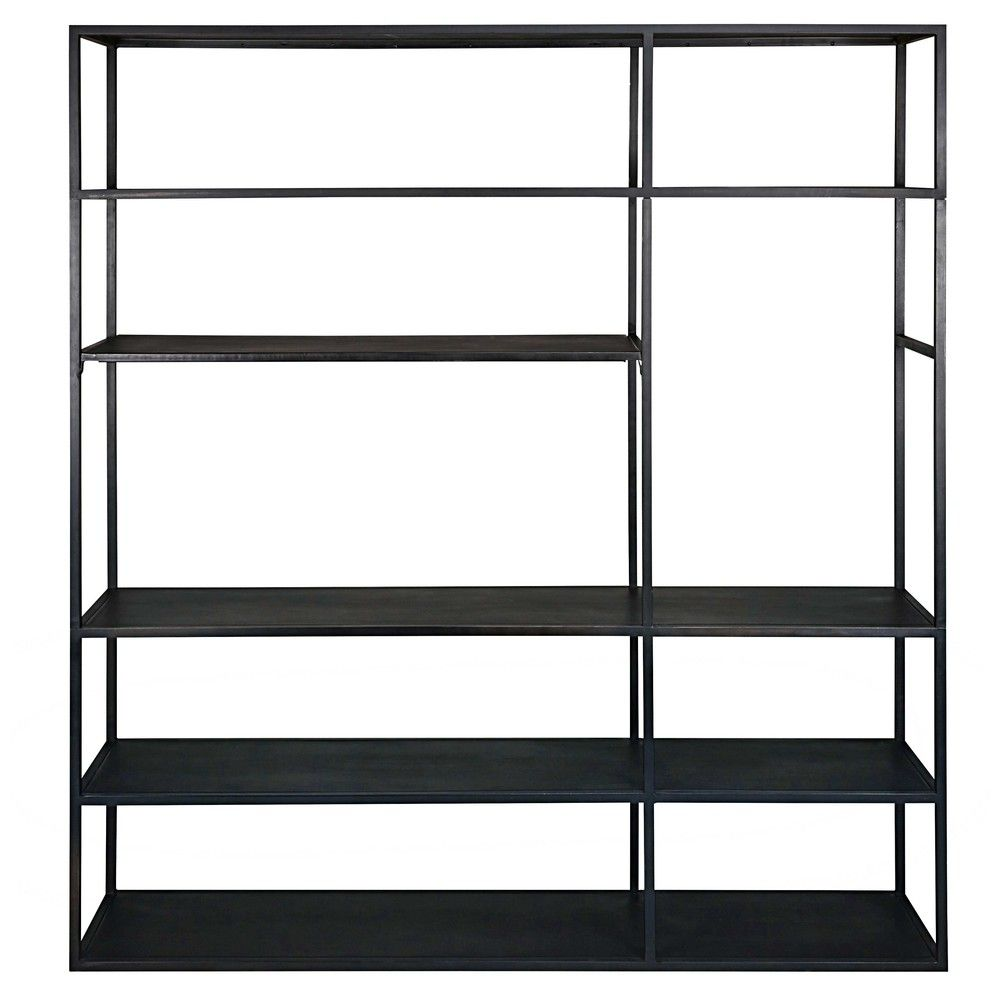 Regal Schwarz Tv Regal Aus Schwarzem Metall Wishlist Pinterest Shelves