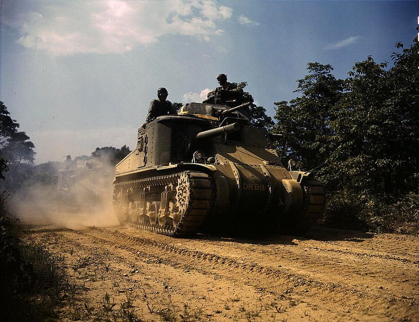 Tank photo HD
