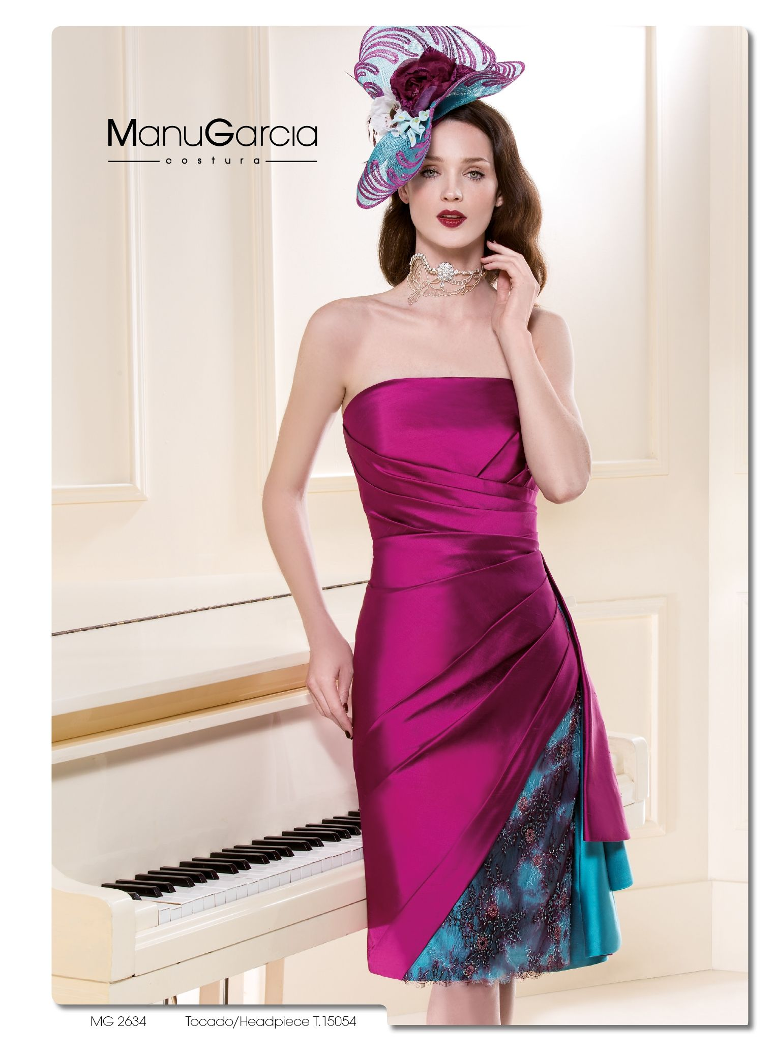 MG2634 - Party Dresses - Manu García - Weddingspot.co.uk | Party ...