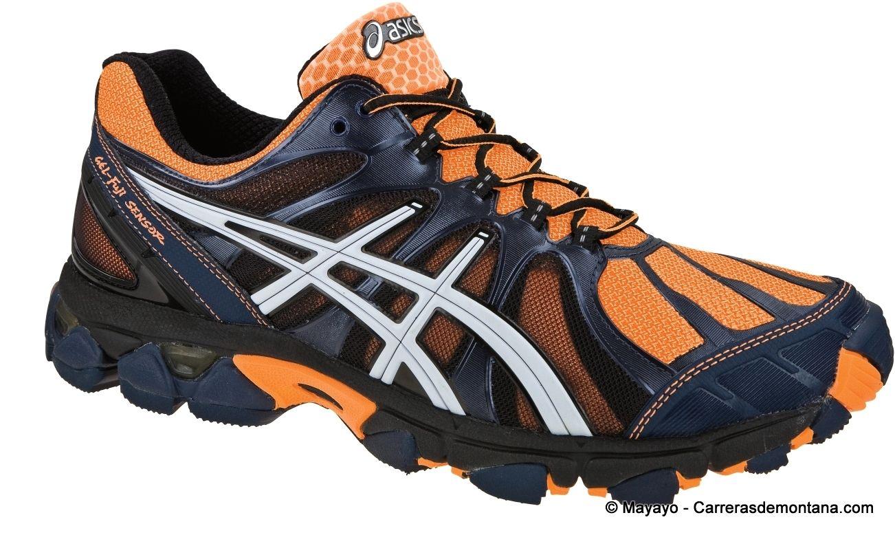 asics hombre trail running