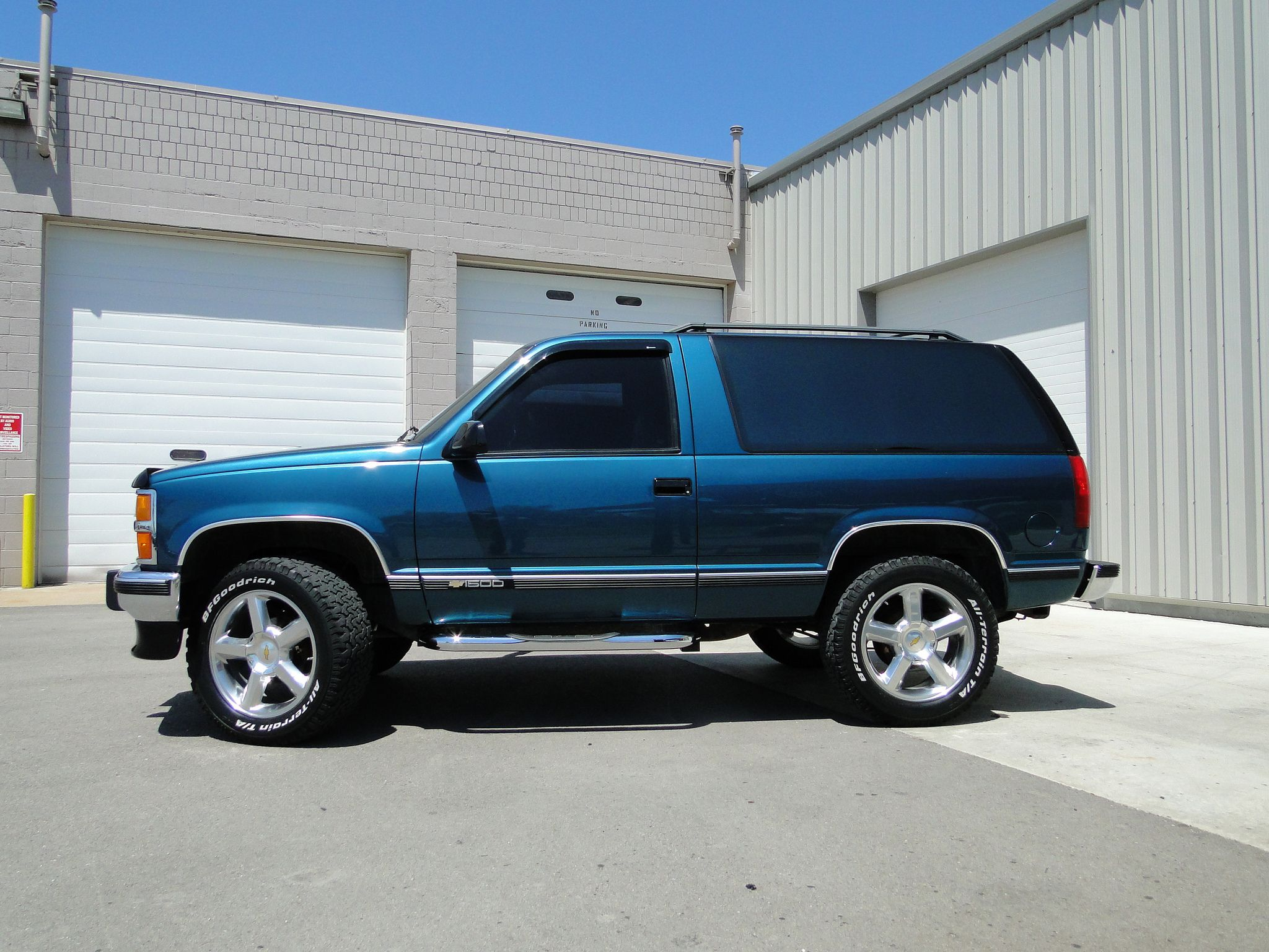 1994 Chevy Blazer 2 Door 4x4 Chevy Tahoe Chevy Trucks Chevy S10