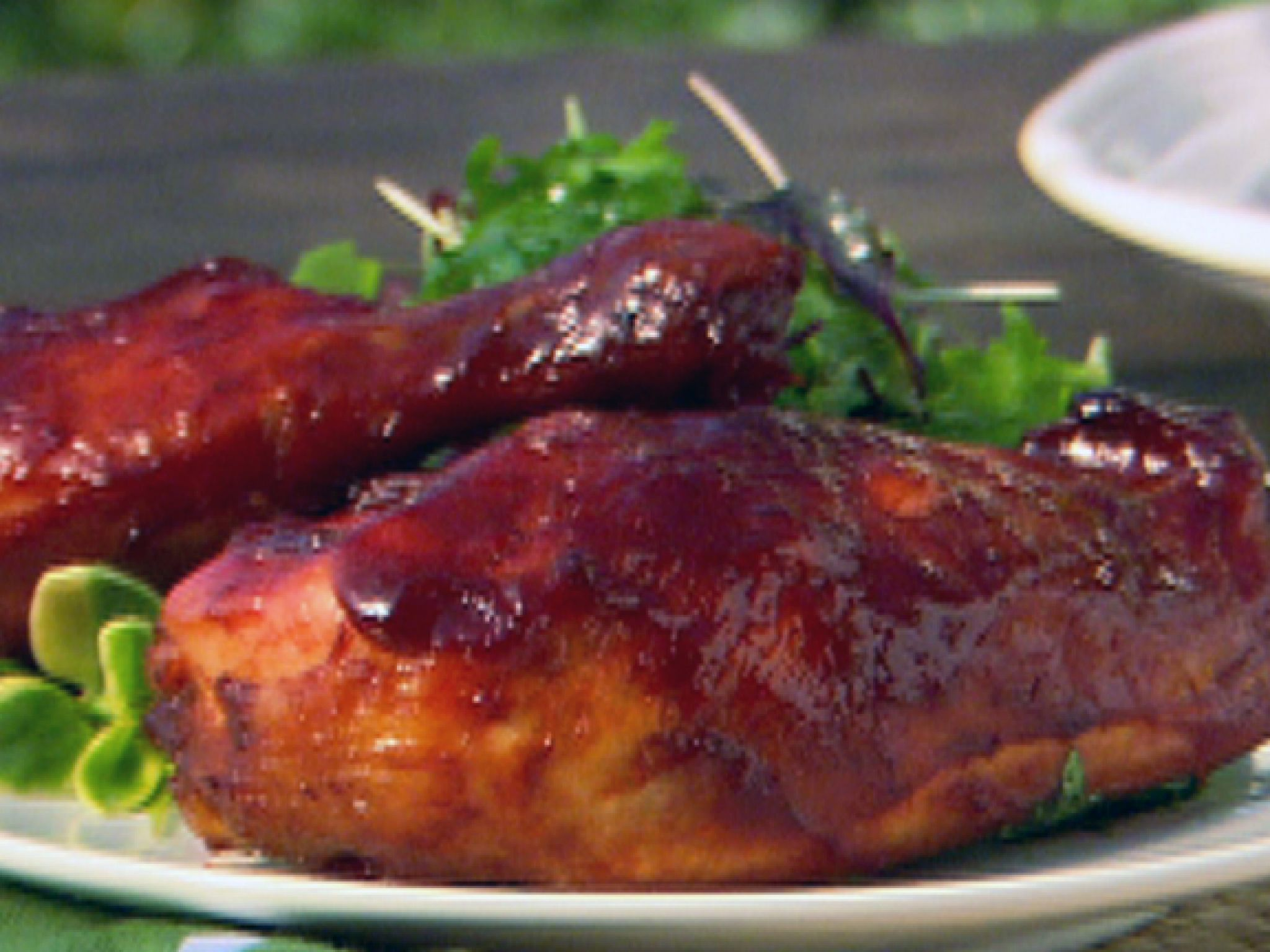 The deen brothers bbq chicken recipe chicken pinterest the deen brothers bbq chicken recipe chicken pinterest boneless skinless chicken recipes and food forumfinder Choice Image