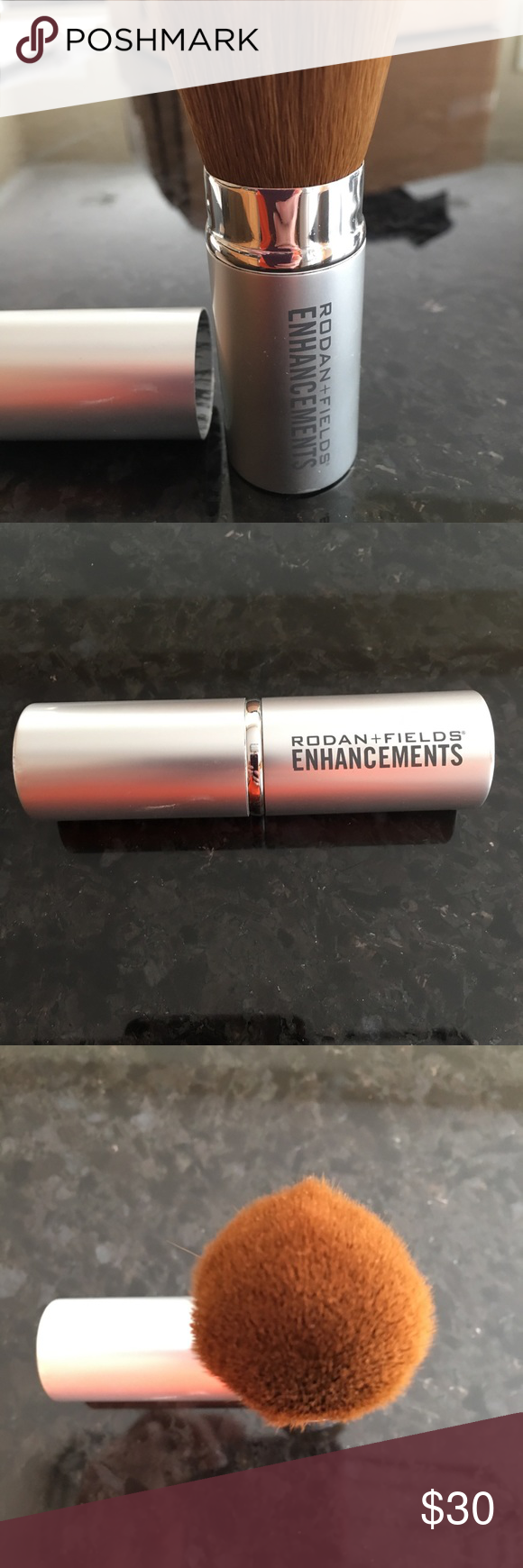 New Rodan and Fields makeup brush and sample Rodan and