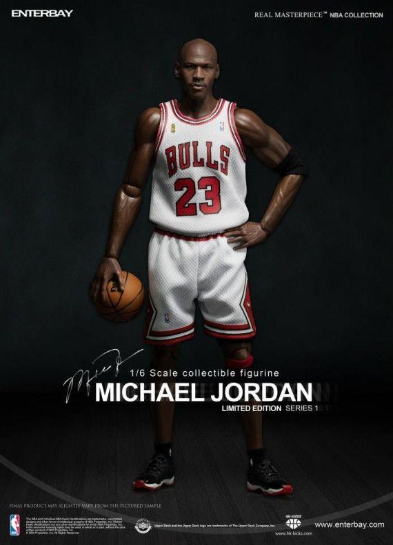 dccfa4a5ec8 enterbay michael jordan hk kicks 10 anniversary 02 HK Kicks x Enterbay Michael  Jordan Figurine