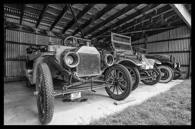 Rhinebeck NY Aerodrome 1914 Model T