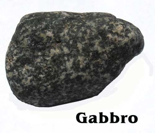 Gabbro Is Similar To Granite And Are Often Quite Attractive When Polished Lake Superior Rock Rock Tumbling