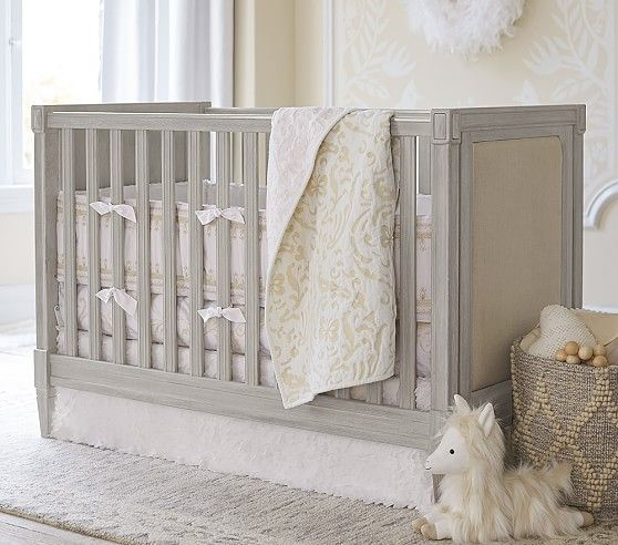 Graham Crib Pottery Barn Crib Cribs Pottery Barn Kids