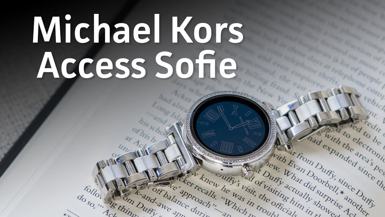 7cf9fbf68c2 cool Michael Kors Access Sofie review: The prettiest Android Wear smartwatch  you'll lay eyes on
