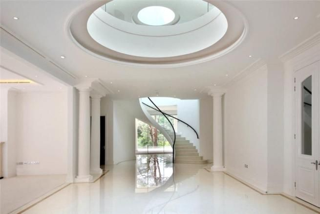 48 Bedroom Detached House For Sale In St George's Hill Weybridge New Home Interior Pictures For Sale