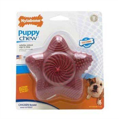 Nylabone Puppy Teething Star Chew Toy Nylabone Http Www Amazon