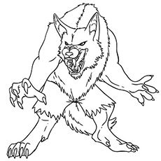 Top 10 Free Printable Monster Coloring Pages Online Free Printable