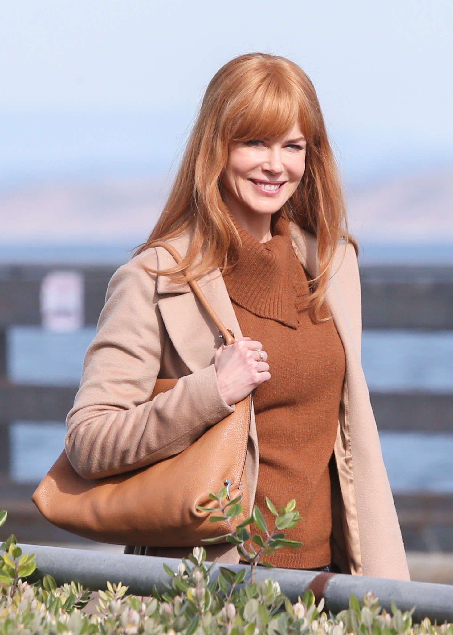 Nicole Kidman Filming Big Little Lies 13 Full Size The