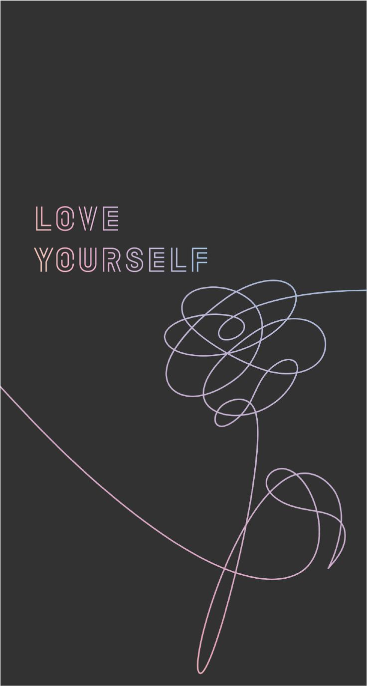 BTS Love Yourself Wallpapers (pt. 2!)