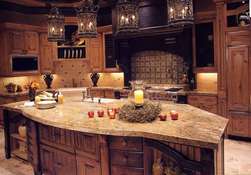 Image Result For Tuscan Style Kitchen