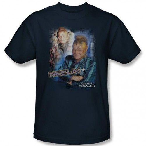 Star Trek Voyager Neelix T-Shirt | Shop By Series | Voyager | Star Trek Store