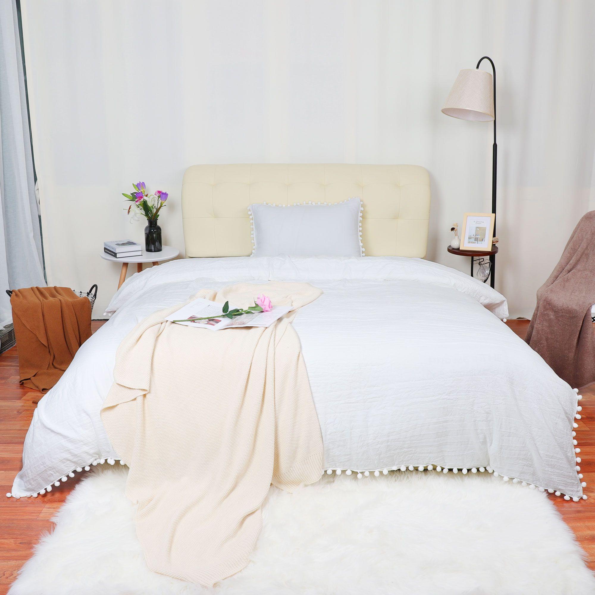 Home in 2020 Bed duvet covers, Duvet bedding, Cotton bedding