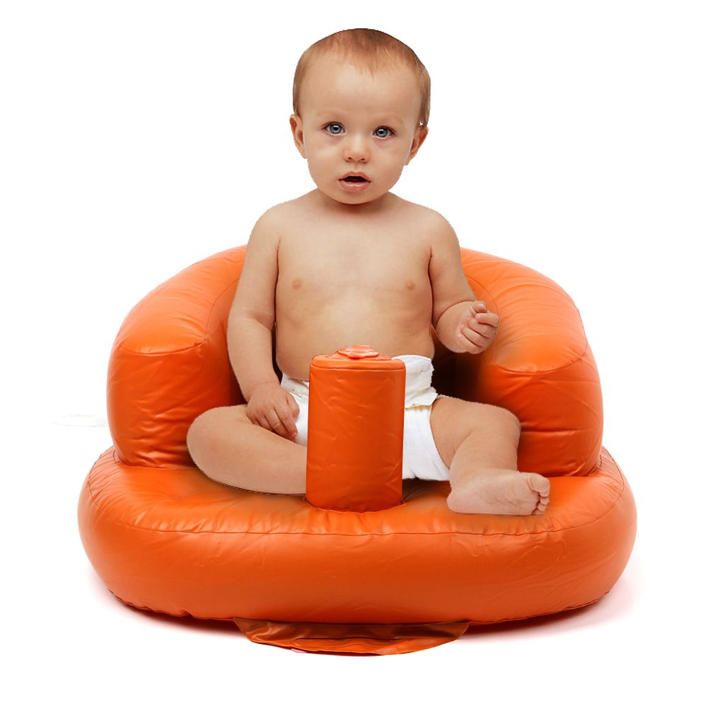 Bath seat Dining Chair Baby Inflatable Sofa pushchair baby chair ...