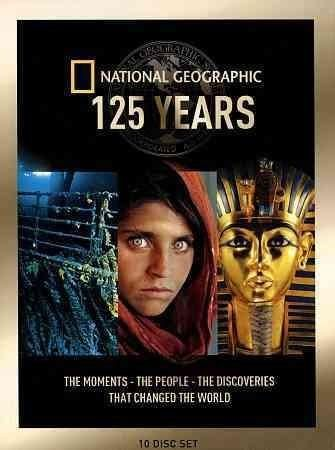 (POSTER) Great contrast. The use of branding is clear in the design. Although national geographic normally uses a bright yellow, you are still aware of the company due to the consistent use of a border.