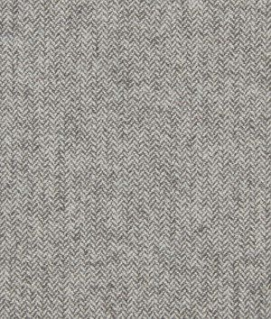 Robert Allen Wool Chevron Storm Fabric In 2019 Sofa Fabric
