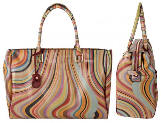 Paul Smith Tulip Swirl Weekend Bag