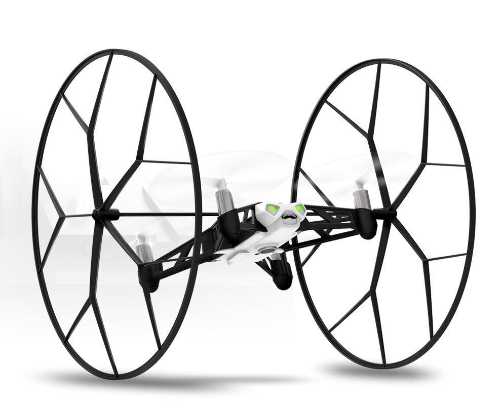 Drone Parrot white