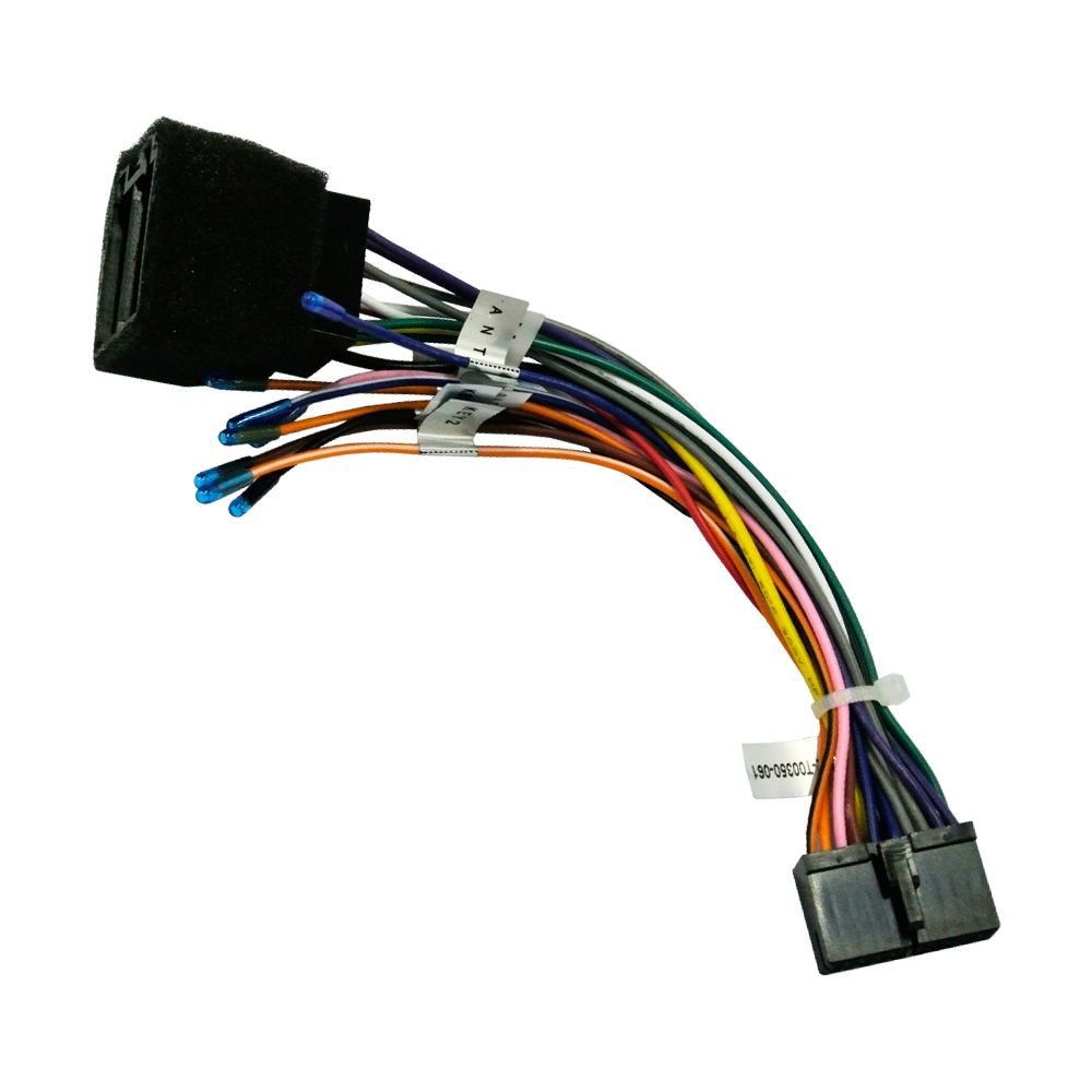 Ezonetronics Power Harness Iso For Model Model Rm Ct009 Iso Car Electronics Harness Model