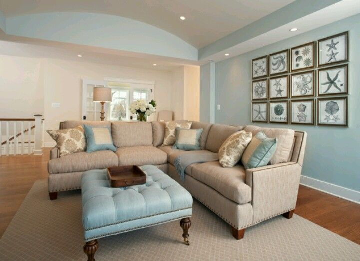22 Modern Living Room Design Ideas Blue Walls Living Room Coastal Decorating Living Room Coastal Living Rooms