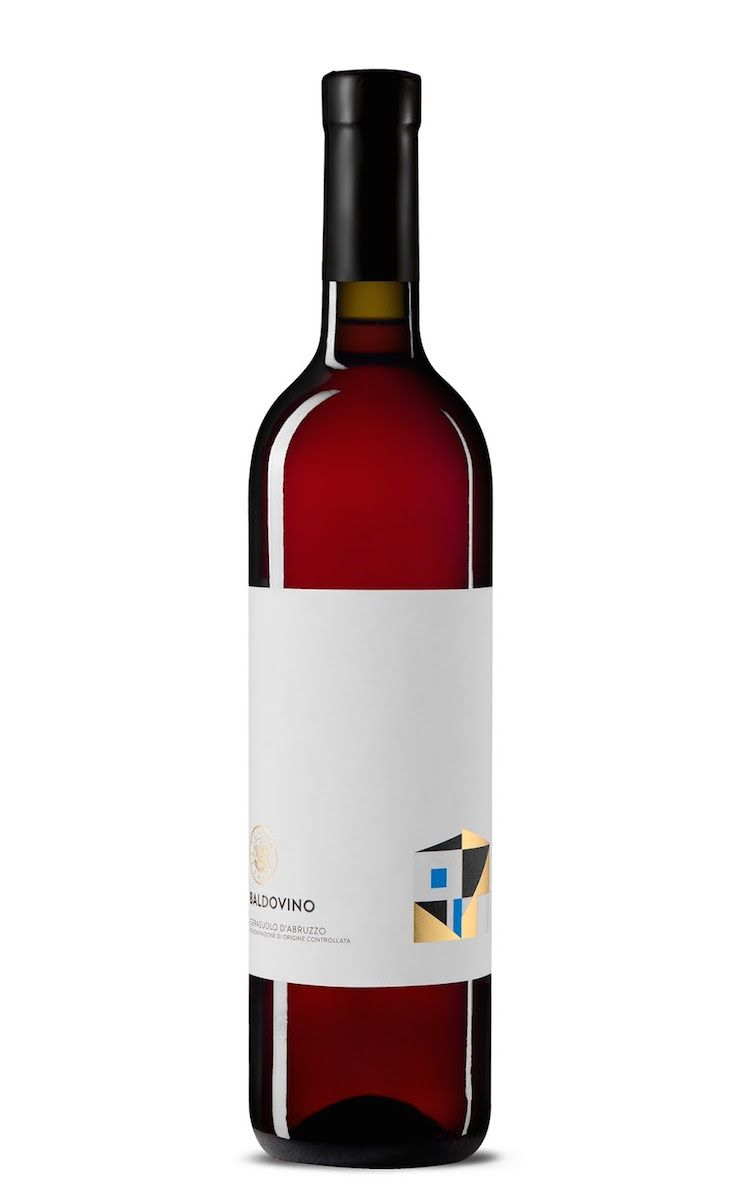 Baldovino Packaging By Stefano Bracci Wine Label Design Wine Packaging Wine Brands