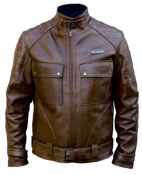 Gasolina Grand Prix Jacket Gasolina Boots Jackets Leather