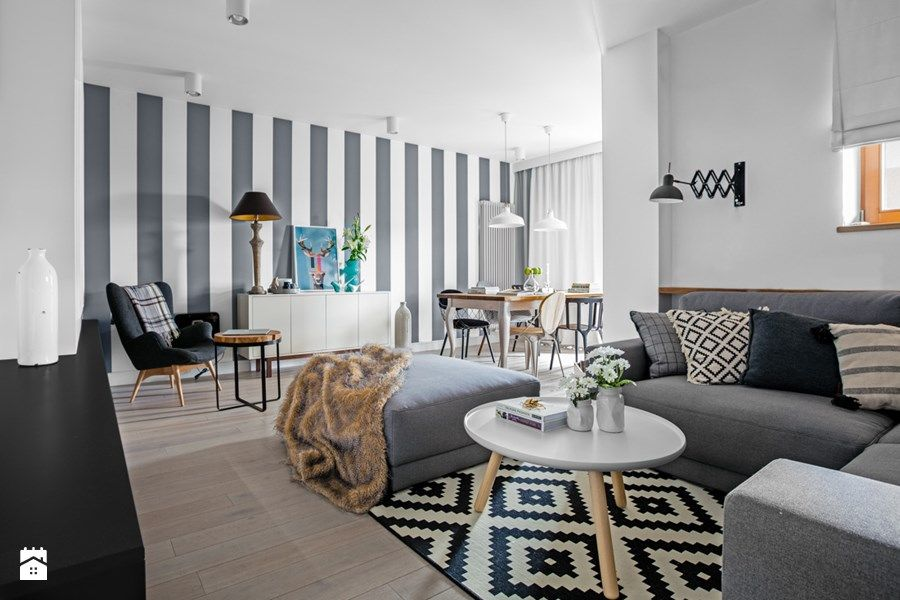 Our photoshoot of apartment design by DOMagała Architects zdjęcie