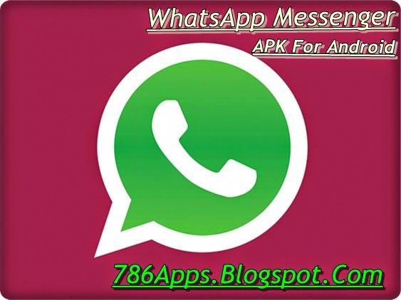 WhatsApp Messenger 2.12.73 Apk Latest Version Download