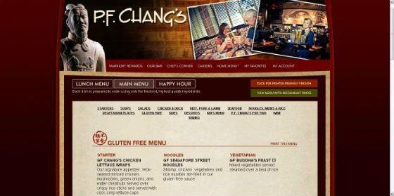 Houston S Best Gluten Free Dining Options Gluten Free