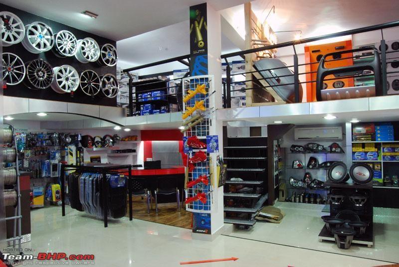 Automotive Furniture Shops
