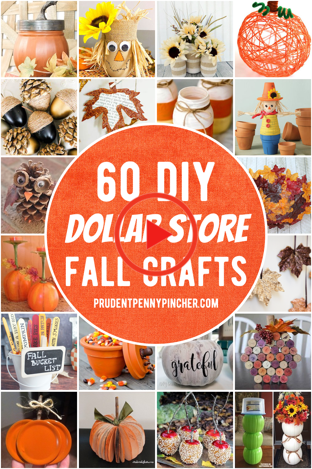 20+ Dollar store craft ideas for fall ideas in 2021