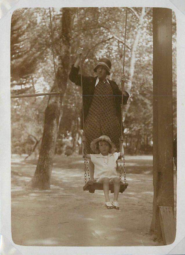 Photo of La Baule of yesteryear