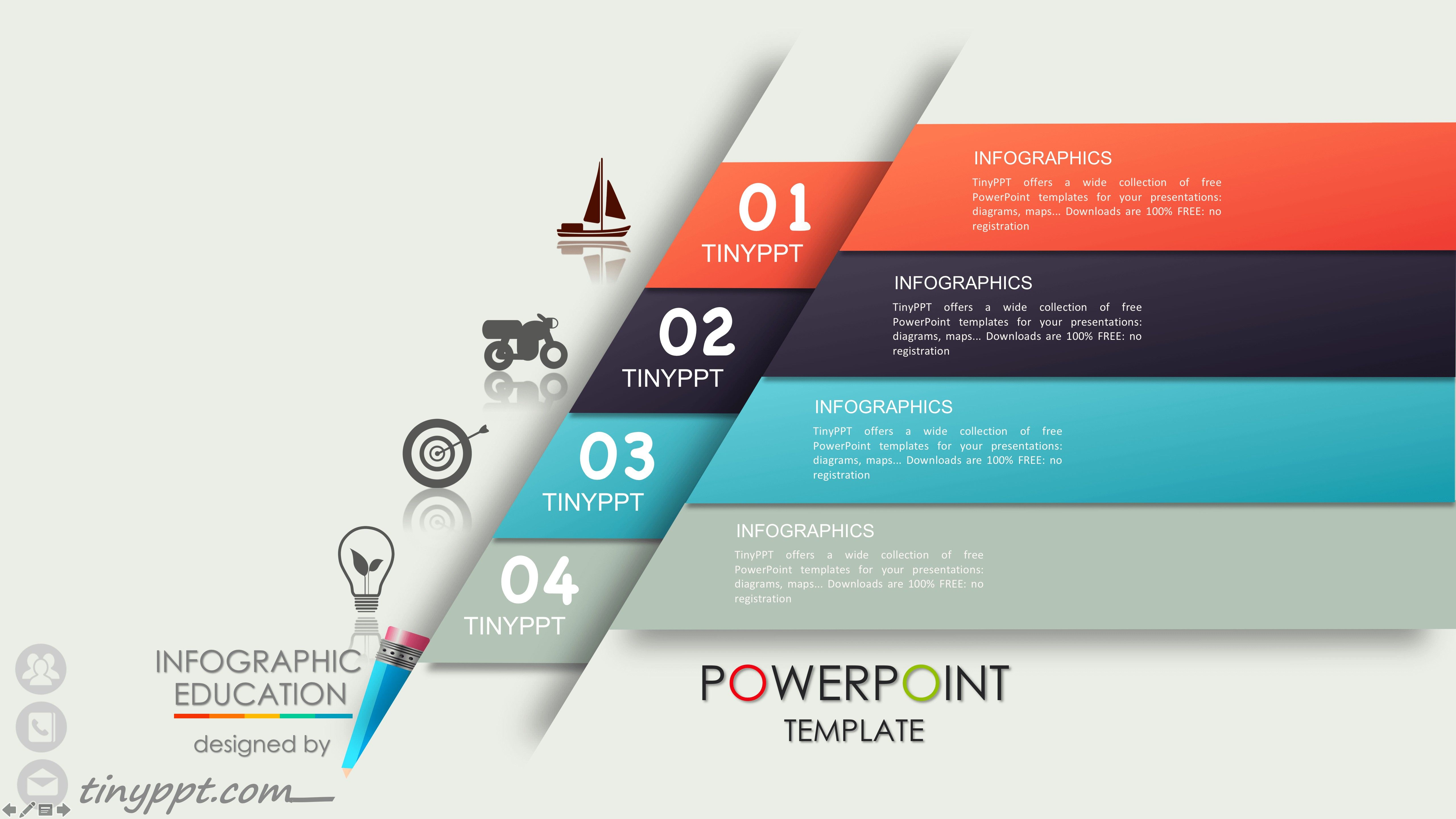 Fresh Business Template Powerpoint Free | Powerpoint templates