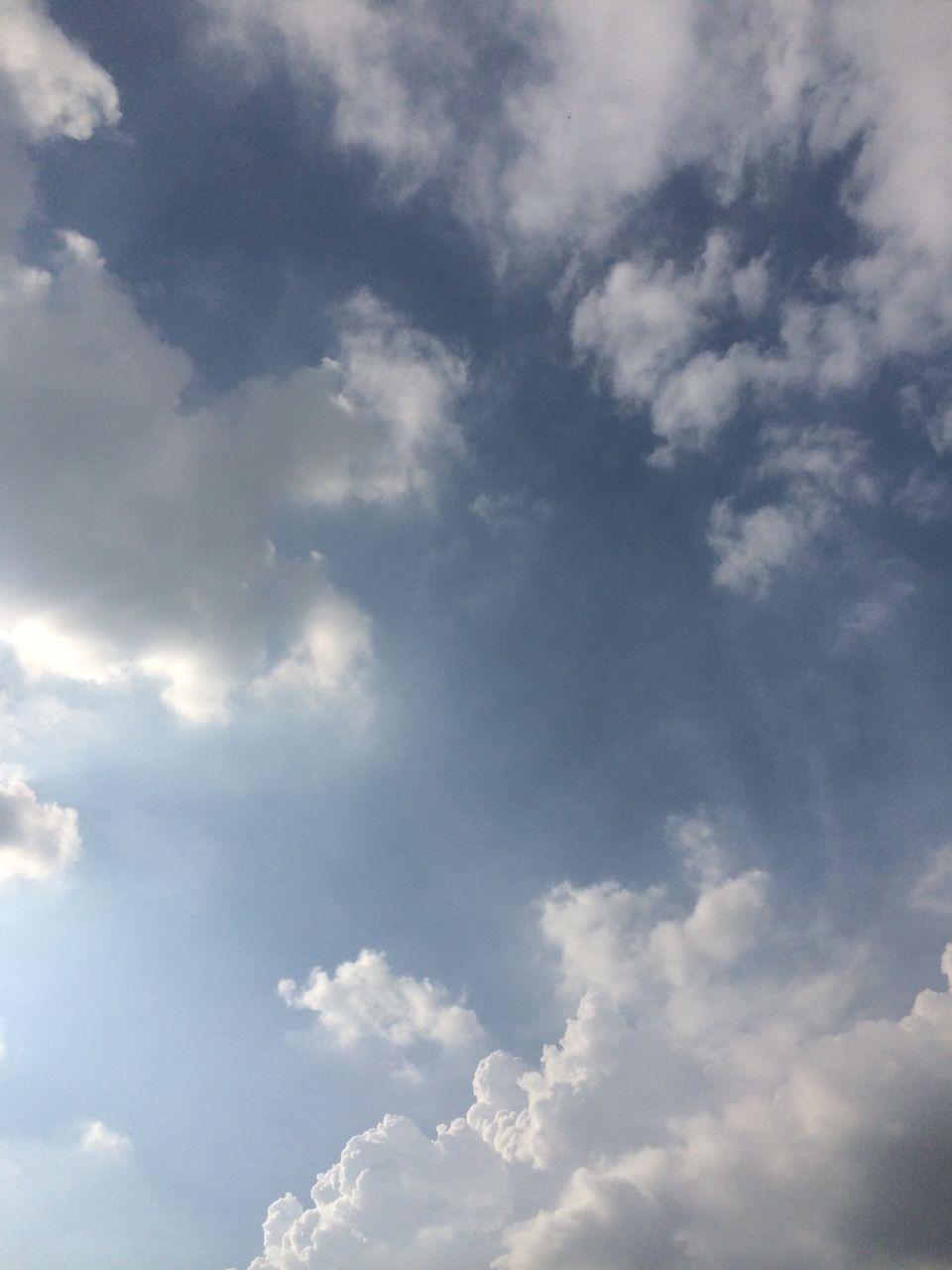 2014년 7월  31일의 하늘