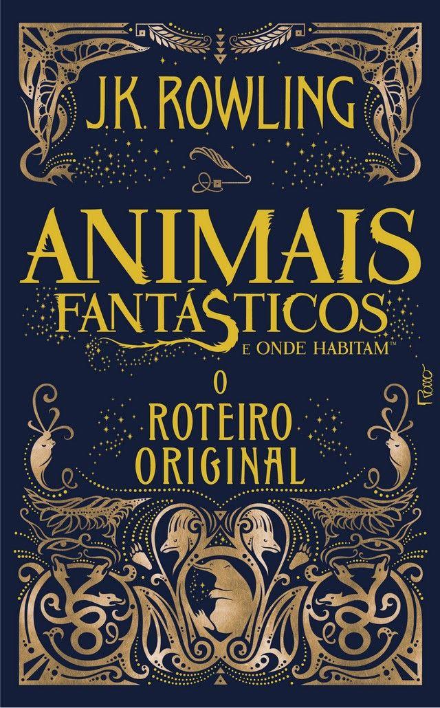 Cantinho Da Leitura Bestas Fantasticas Livro Animais