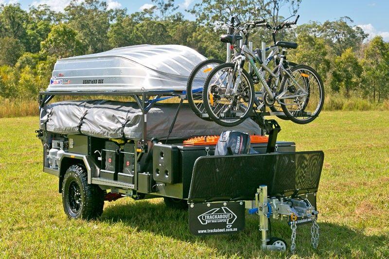 30 Awesome Camper Bike Rack Ideas Go Travels Plan Bike Rack