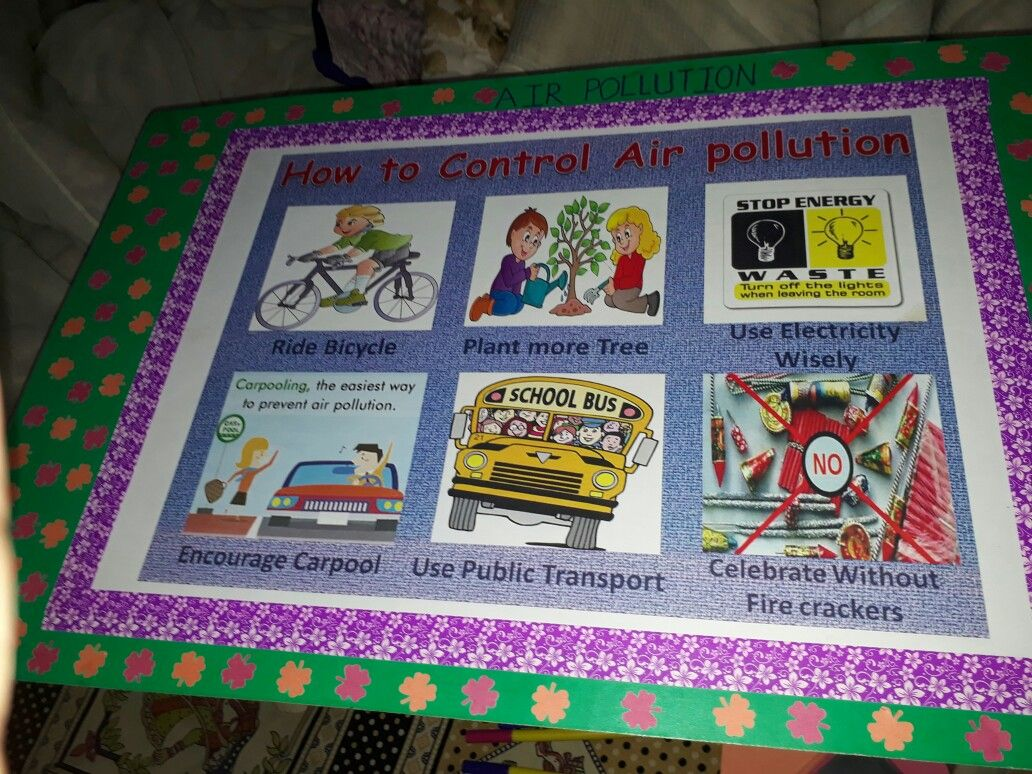 How To Prevent Air Pollution For Grade 3