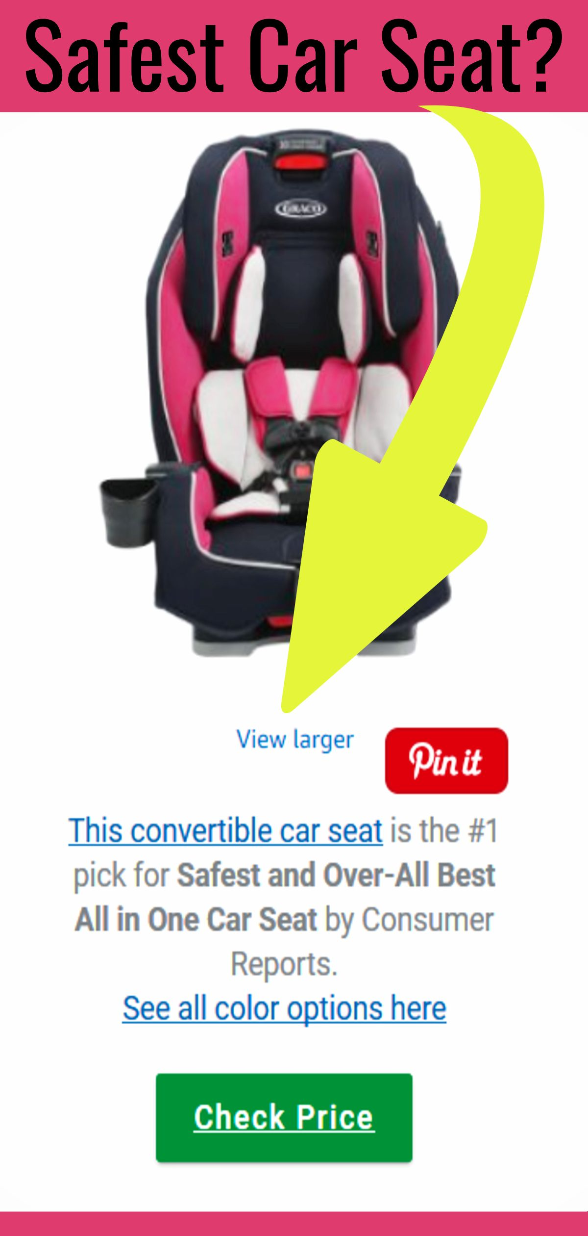 Safest All In One Car Seat Which Is Best In September 2020 Safe Car Seats Car Seats New Parents